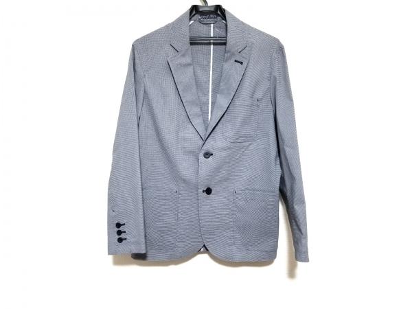 Titleist(タイトリスト) ジャケット サイズS メンズ美品  グレー×ネイビー