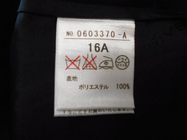 ジバンシー ワンピーススーツ サイズ16 XL レディース 黒 肩パッド/HI FORMAL
