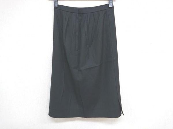 Leilian(レリアン) スカート サイズ7 S レディース美品  ダークグレー