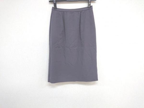 Leilian(レリアン) スカート サイズ7 S レディース美品  グレー
