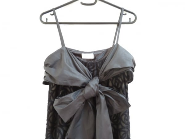 Grace Class(グレースクラス) ドレス サイズ36 S レディース美品  黒 レース