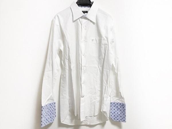 LOVELESS(ラブレス) 長袖シャツ サイズ40 M メンズ美品  白