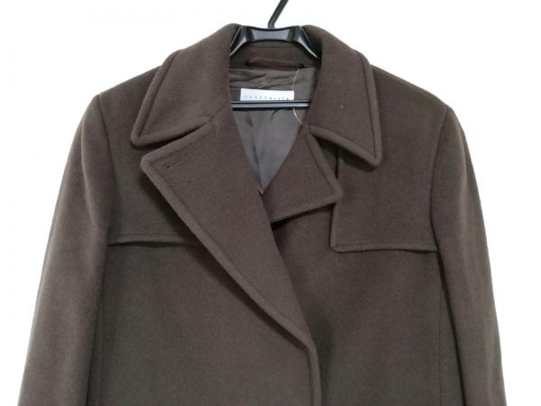 PENNYBLACK(ペニーブラック) コート サイズ42 L レディース美品  ダークブラウン 冬物