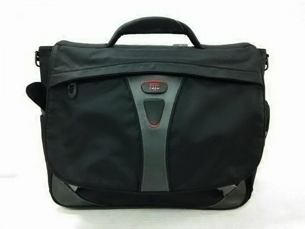 TUMI(トゥミ) ビジネスバッグ  5506D 黒×グレー TUMIナイロン