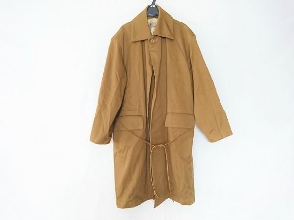 MONITALY(モニタリー) コート サイズ38 M メンズ美品  ブラウン 春・秋物