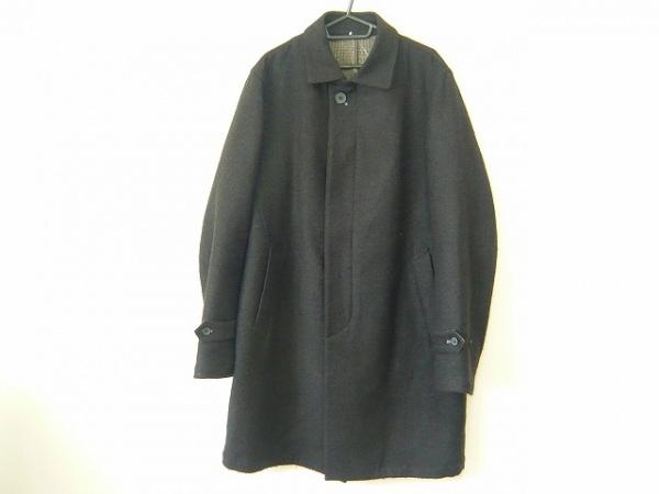 TERRIT(テリット) コート サイズ50 メンズ ダークグレー 冬物