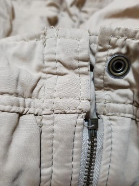 クリアインプレッション ダウンコート サイズ3 L レディース美品  ベージュ