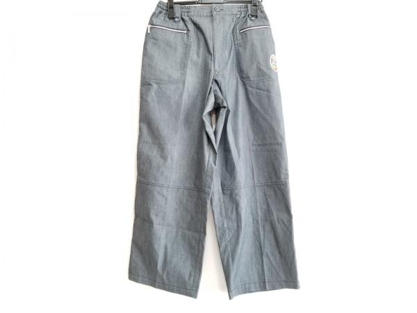 カステルバジャックスポーツ パンツ サイズ3 L メンズ美品  ネイビー
