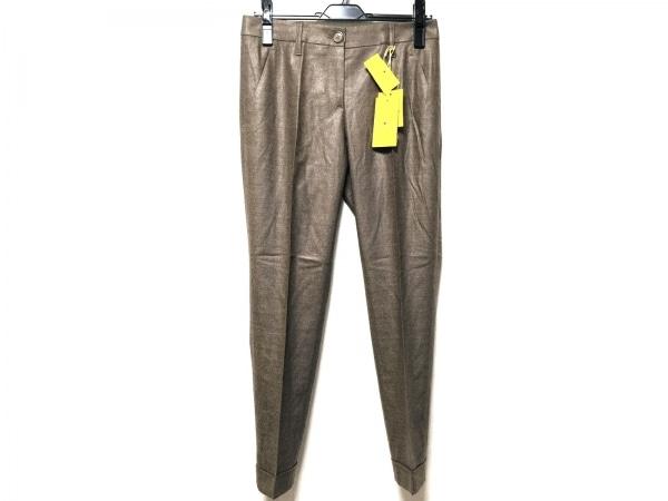 ETRO(エトロ) パンツ サイズ40 M レディース ベージュ