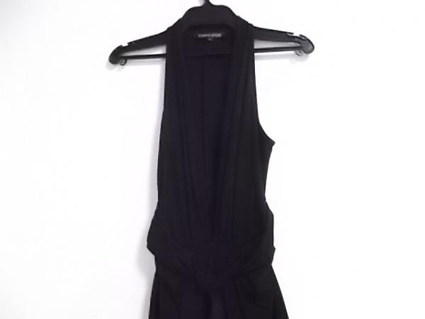 YOKO D'OR(ヨーコドール) ワンピース サイズ38 M レディース美品  黒