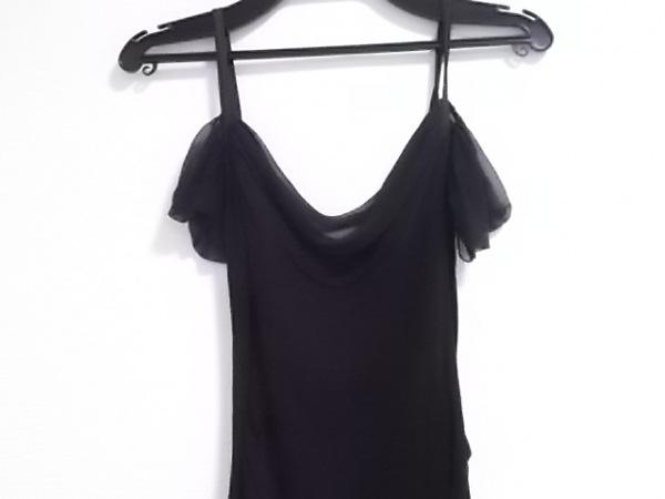 ダイアン・フォン・ファステンバーグ ドレス サイズ2 S レディース新品同様  黒