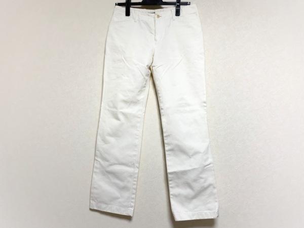 RalphLauren(ラルフローレン) パンツ サイズ9 M レディース アイボリー