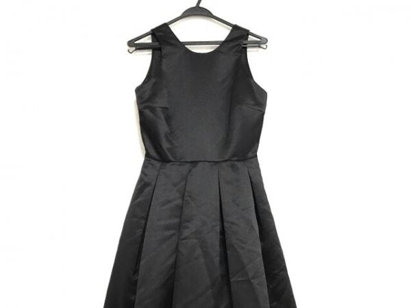 ツルバイマリコオイカワ ドレス サイズ36 S レディース美品  黒