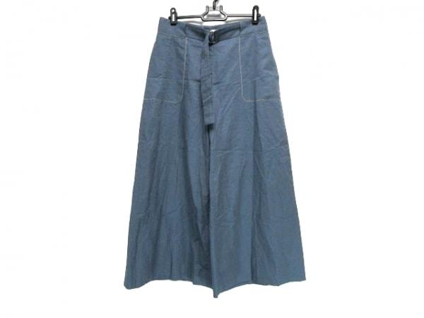 MARTIN MARGIELA(マルタンマルジェラ) パンツ サイズ36 S レディース ブルー