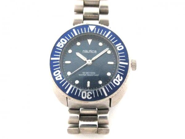 NAUTICA(ノーティカ) 腕時計 - レディース ダークネイビー