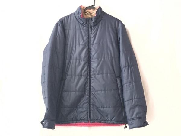 TAKEOKIKUCHI(タケオキクチ) ダウンジャケット サイズ4 XL メンズ ネイビー