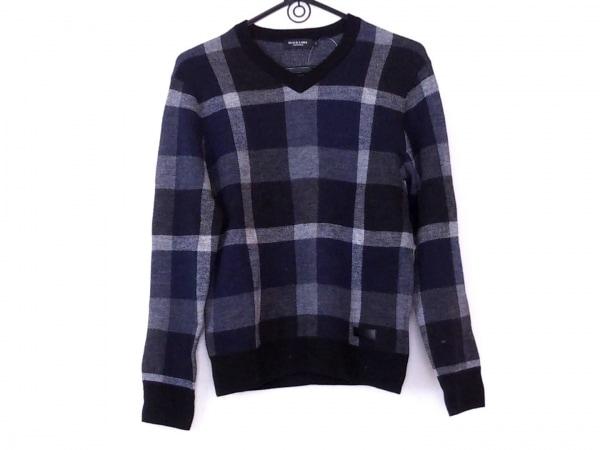 ブラックレーベルクレストブリッジ 長袖セーター サイズM メンズ