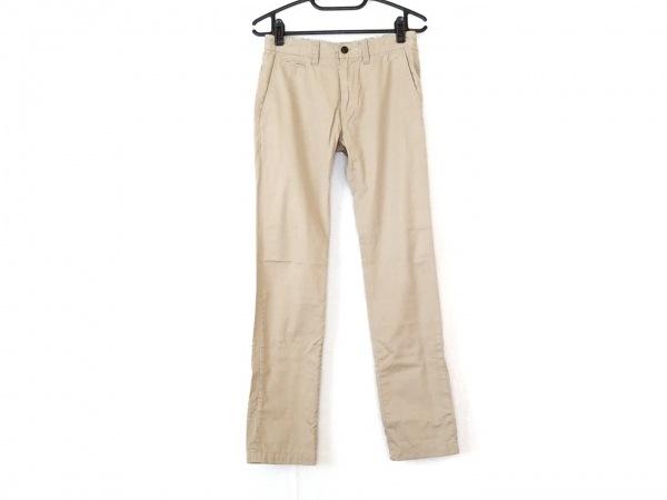 Burberry Black Label(バーバリーブラックレーベル) パンツ サイズ70 メンズ ベージュ