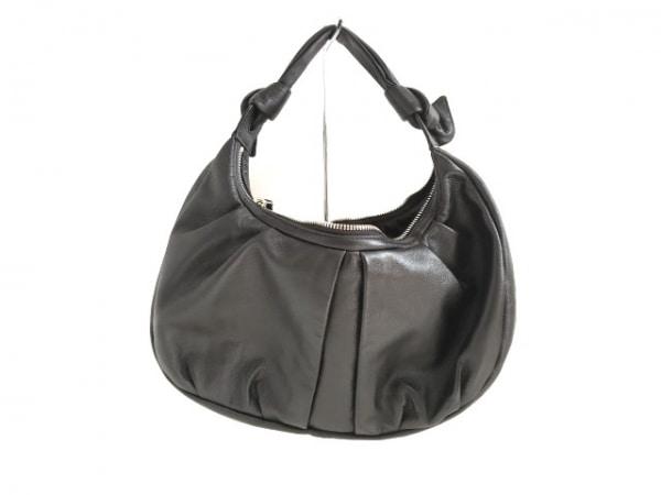 土屋鞄製造所(ツチヤカバンセイゾウショ) ハンドバッグ 黒 レザー