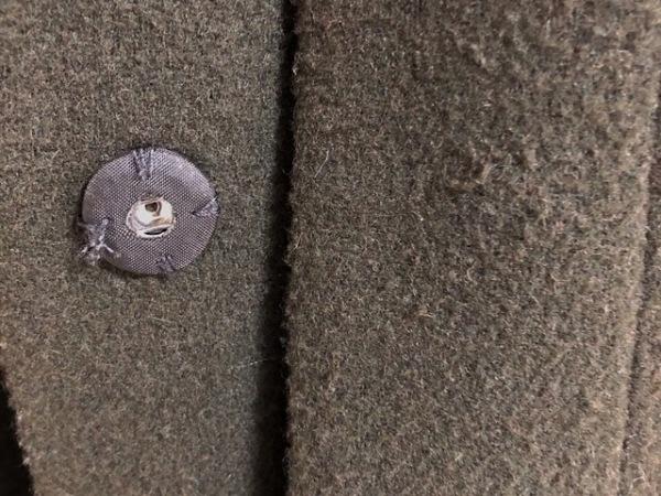ナノユニバース コート サイズ36 S レディース カーキ 冬物/Broderie&Co