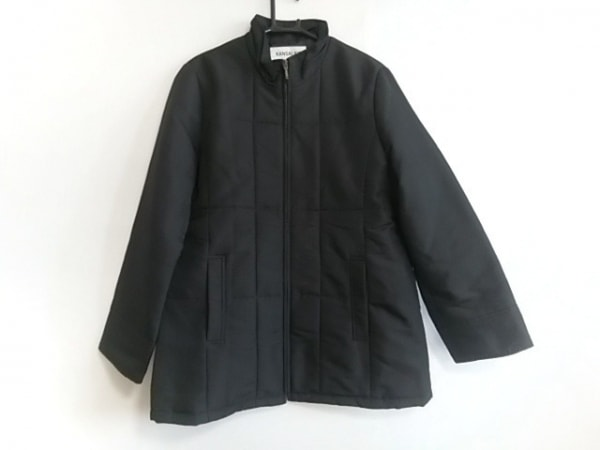 kansai(カンサイ) コート サイズM レディース新品同様  黒 冬物