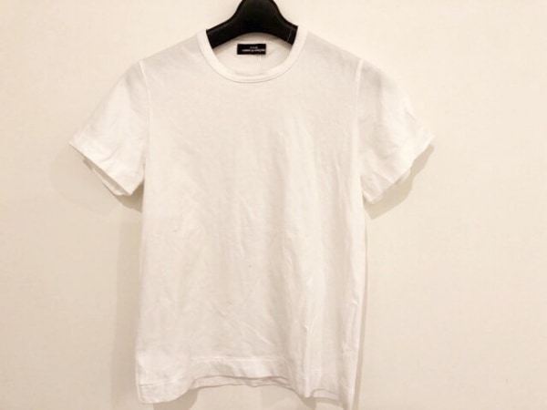 tricot COMMEdesGARCONS(トリココムデギャルソン) 半袖Tシャツ レディース アイボリー