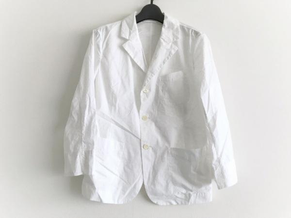 45rpm(フォーティーファイブアールピーエム) ジャケット サイズ2 M レディース 白