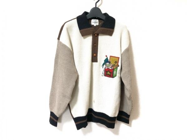 CastelbajacSport(カステルバジャックスポーツ) 長袖セーター サイズ1 S メンズ