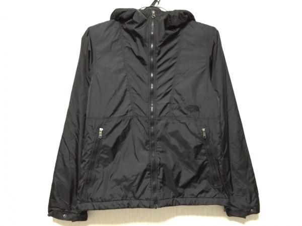 ノースフェイス ブルゾン サイズL レディース 黒 RACHEL KAYE/中綿/冬物