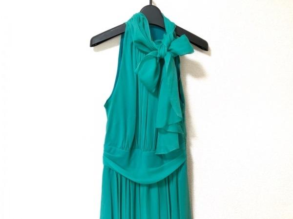CEST LAVIE(セラヴィ) ドレス サイズ9 M レディース グリーン