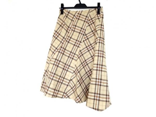 GALLERYVISCONTI(ギャラリービスコンティ) スカート サイズ2 M レディース チェック柄