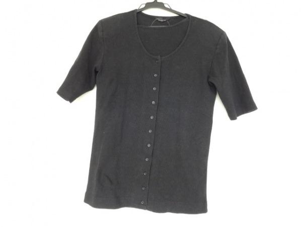 INGEBORG(インゲボルグ) アンサンブル レディース美品  黒 肩パッド