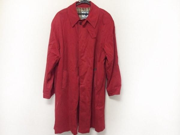 NIGEL CABOURN(ナイジェルケーボン) コート サイズ2 M メンズ美品  レッド 春・秋物