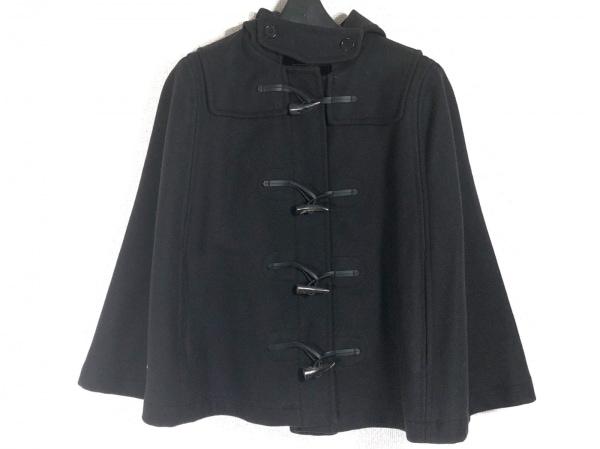gloverall(グローバーオール) ポンチョ サイズS レディース 黒 冬物