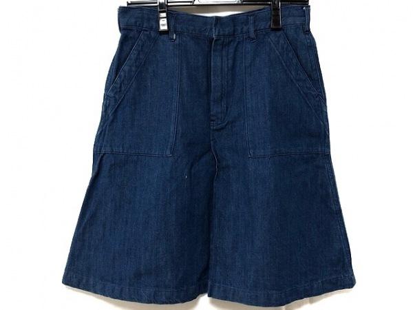HYKE(ハイク) スカート サイズ1 S レディース美品  ネイビー デニム