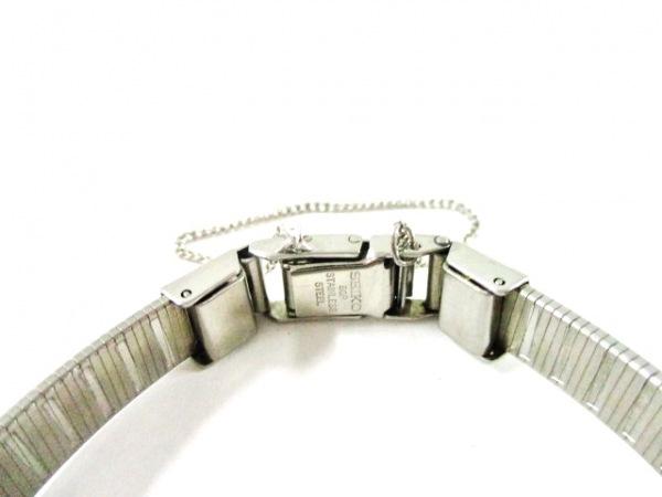 SEIKO(セイコー) 腕時計新品同様  2320-6710 レディース アイボリー