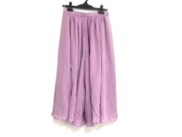 TOMORROWLAND(トゥモローランド) パンツ サイズ36 S レディース ピンク