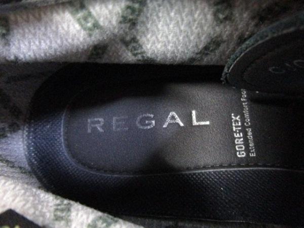 REGAL(リーガル) シューズ メンズ 黒 レザー