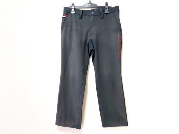 カステルバジャックスポーツ パンツ サイズ48 L メンズ ダークグレー