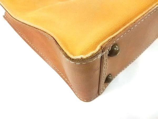 Calen Blosso(カレンブロッソ) トートバッグ ブラウン×ベージュ Calen Blosso 2000