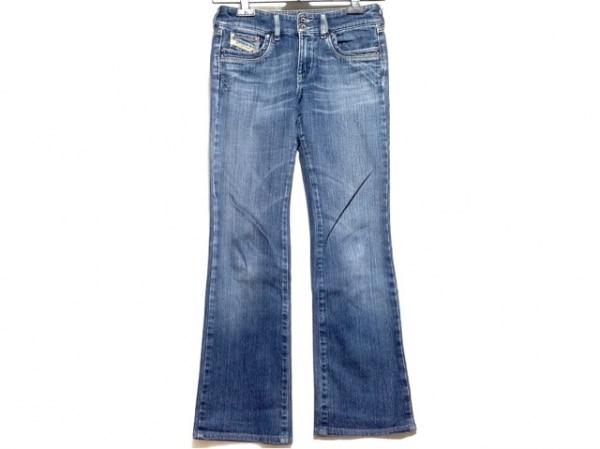 DIESEL(ディーゼル) ジーンズ サイズ28 L レディース RONHAR ブルー