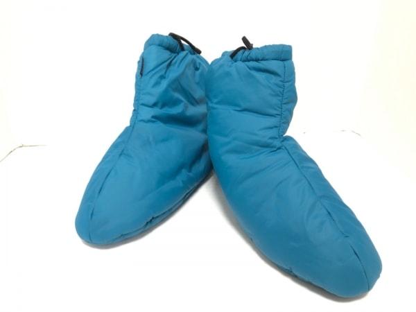 mont-bell(モンベル) 靴 M レディース ブルーグリーン ルームシューズ ナイロン