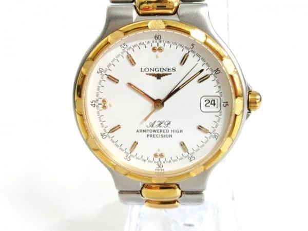 LONGINES(ロンジン) 腕時計新品同様  L1.629.3 メンズ 白