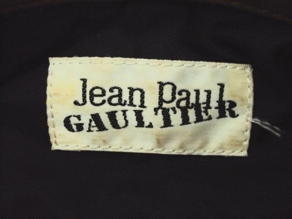 JeanPaulGAULTIER(ゴルチエ) トートバッグ カーキ 化学繊維