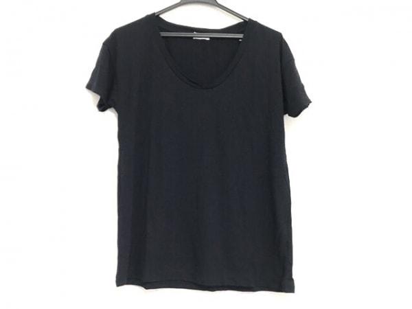 DEUXIEME CLASSE(ドゥーズィエム) 半袖Tシャツ レディース美品  黒