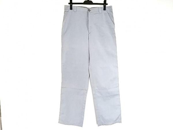 アルマーニコレッツォーニ パンツ サイズ48 M メンズ美品  ライトブルー
