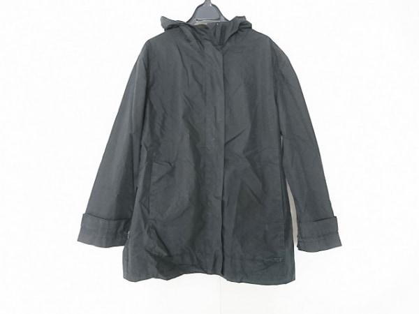 DKNY(ダナキャラン) コート サイズ4 XL レディース 黒 春・秋物