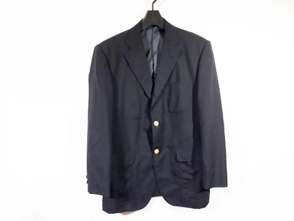 Kent Ave(ケントアヴェニュー) ジャケット サイズA5 メンズ美品  黒