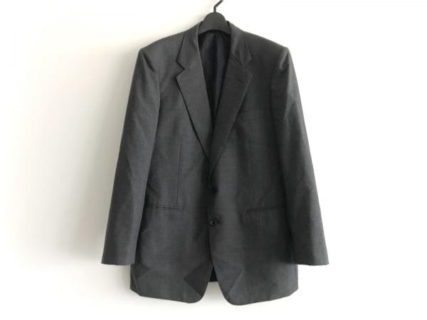 KENT&CURWEN(ケント&カーウェン) ジャケット メンズ グレー 肩パッド