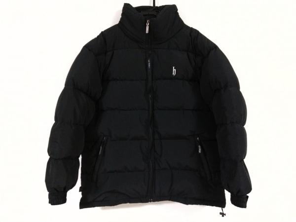 DJhonda(ディージェイホンダ) ダウンジャケット サイズL メンズ 黒 冬物